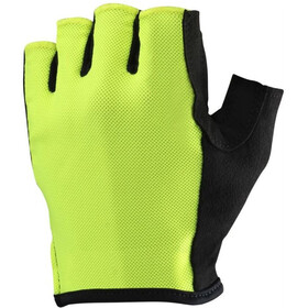 Mavic Essential Bike Gloves yellow/black